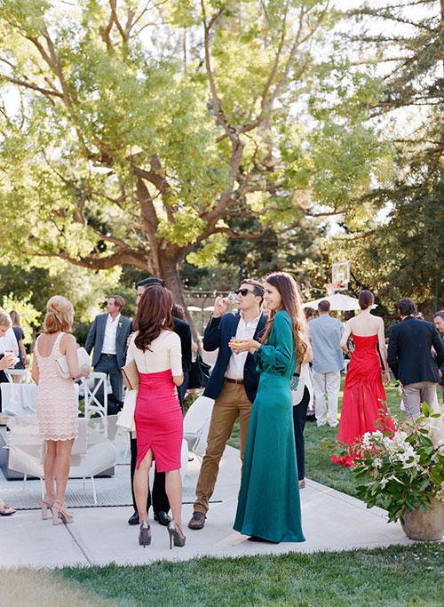 Tips e Ideas para el cocktail de la boda