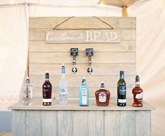 Bar en la Boda