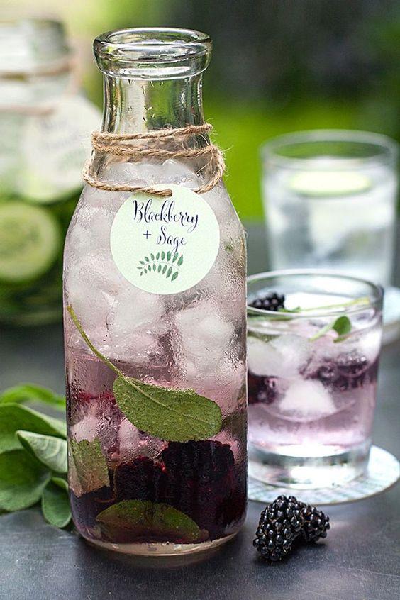 Bebidas de bienvenida