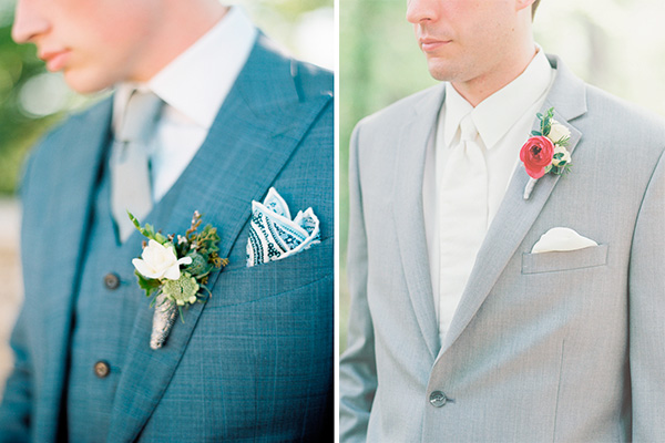 Pañuelo - Accesorios traje de novio