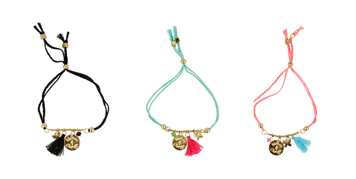 Pulseras solidarias Woman4Change