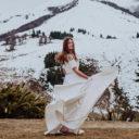 Sesión de fotos: Boda en la Nieve