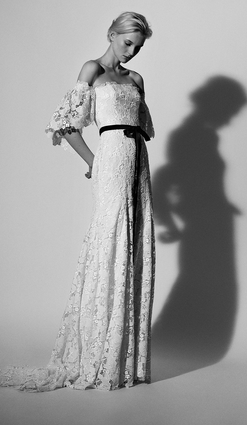 Vestido de Novia Carolina Herrera 2018