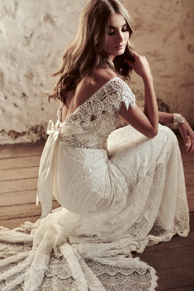 Vestido de Novia - Anna Campbell