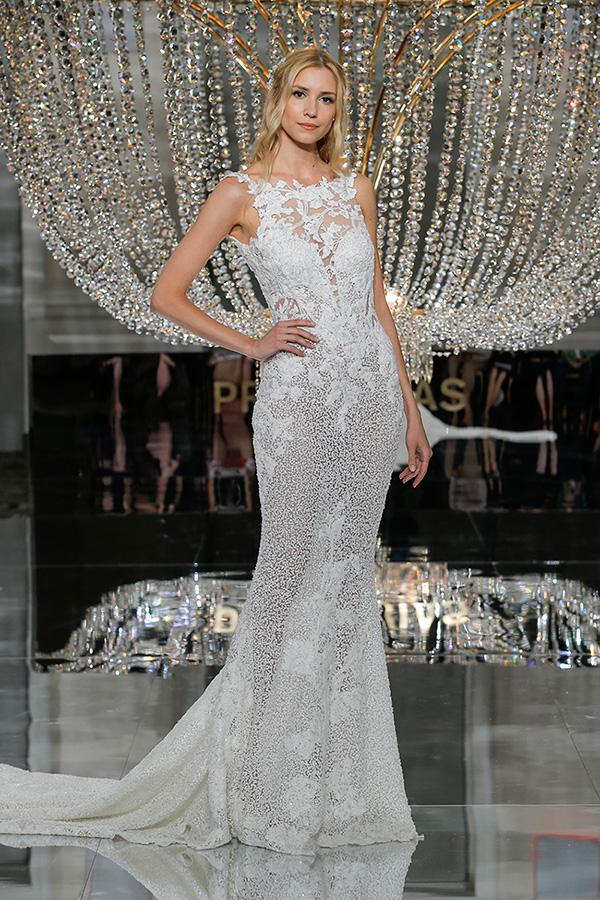 Vestido de Novia Pronovias 2018