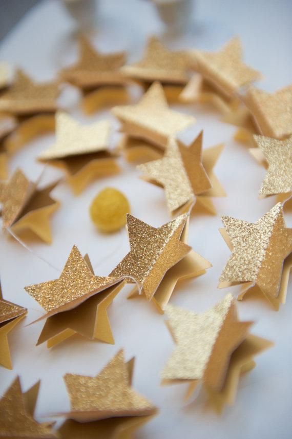Decoración de Estrellas