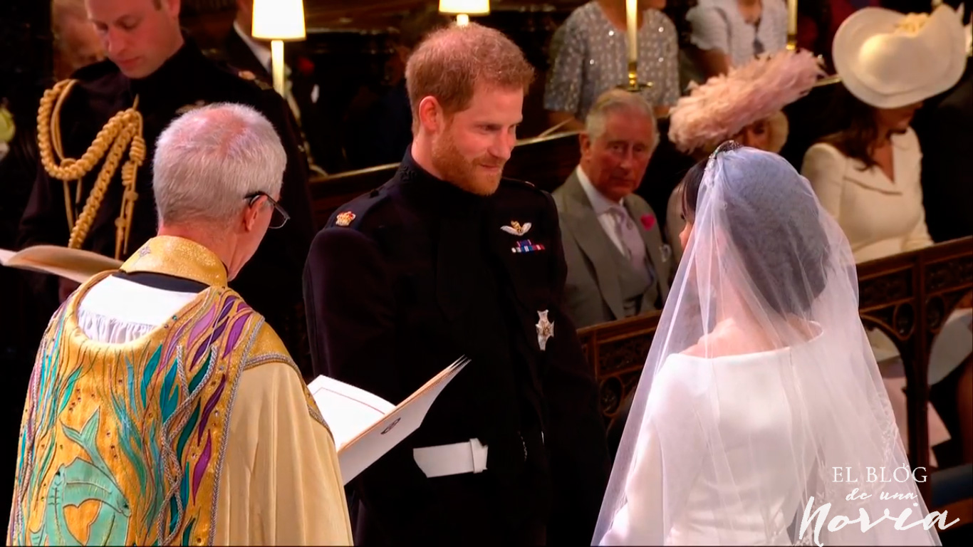 La Boda de Harry y Meghan - Votos matrimoniales