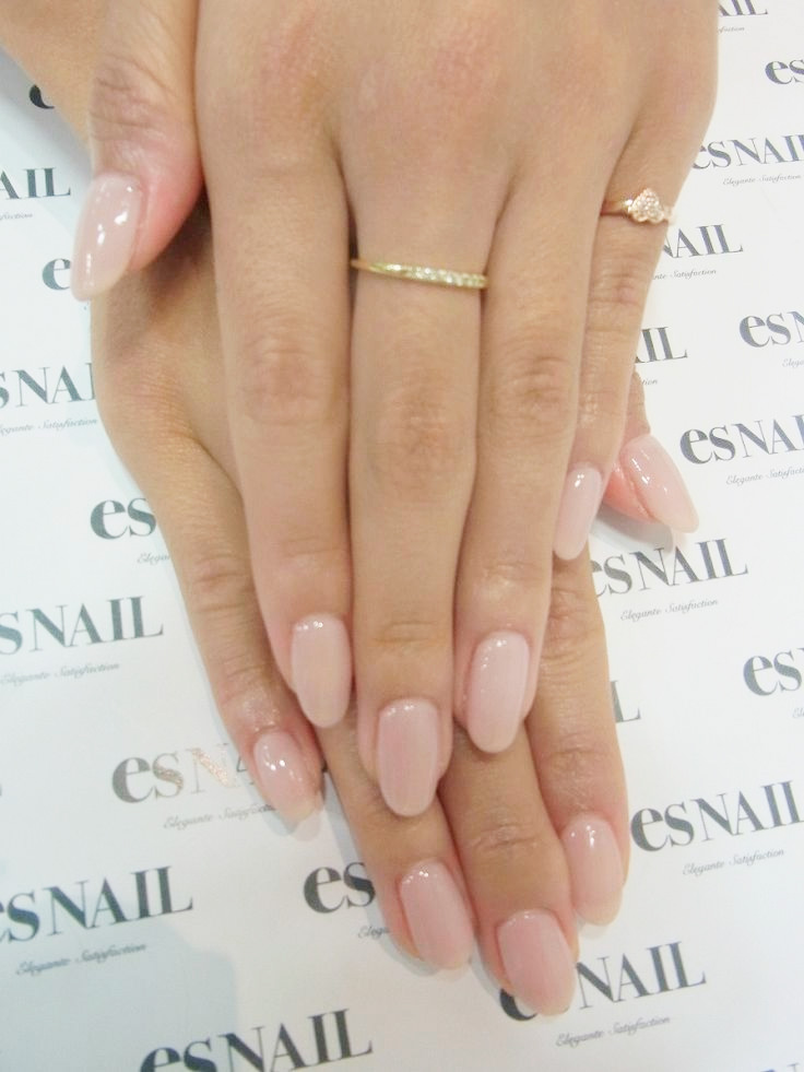 "Manicure de Novia estilo ""cat nails"""