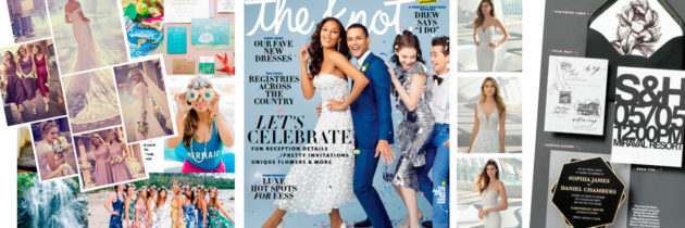 Revista de Bodas The Knot Otoño 2018