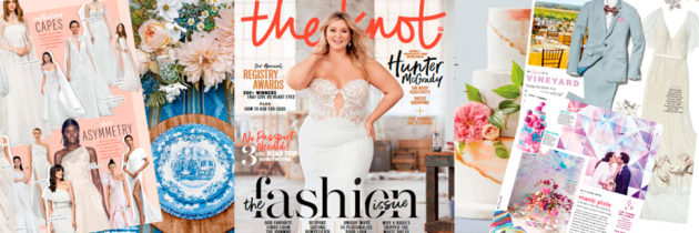 Revista de Bodas The Knot Otoño 2019